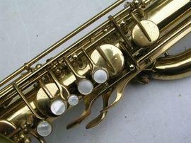 Vintage Saxophon Baritonsaxophon Keilwerth Toneking: Kleinanzeigen aus Marburg Innenstadt - Rubrik Blasinstrumente