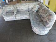 Couch mit Sessel günstig