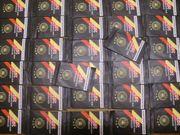 100 Rewe DFB Sammelkarten Fußballkarten