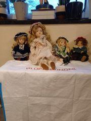 Porzellan Sammler Puppen
