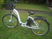 weißes e-bike marke zündapp sehr