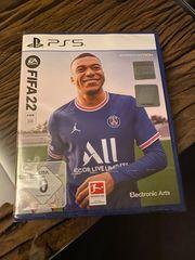 fifa 22 PS5 Neu und
