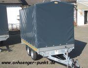 PKW Anhänger Tandem 2000 kg