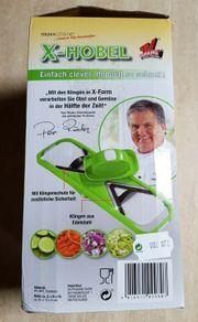X-Hobel Maxx Cuisine Clevere Küchenhelfer
