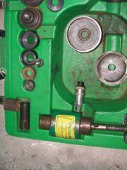 Werkzeugkoffer-GREENLEE 767 mit Inhalt