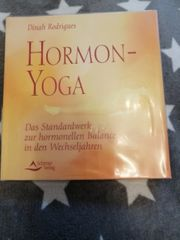 Hormon Yoga Buch