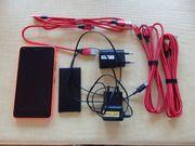 Nokia Lumia 640LTE mit allem