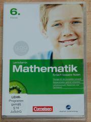 NEU - 9783464901816 - Lern-Programm Mathematik 6