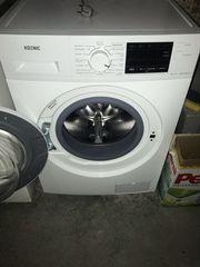 Waschmaschine fast neu mit Garantie