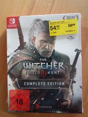 Nintendo Switch-The Witcher