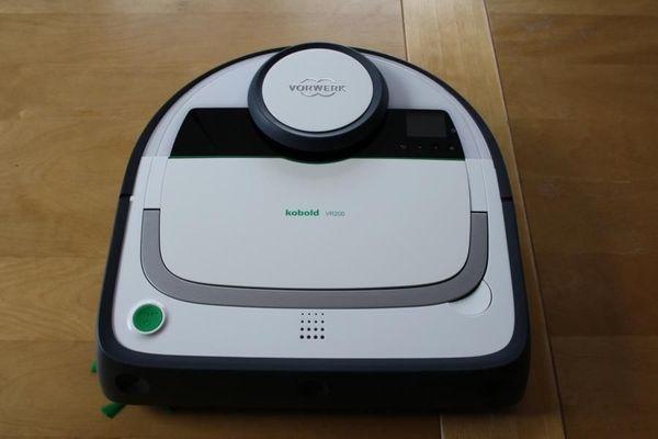 Vorwerk Kobold Staubsaugerroboter VR200 Saugroboter
