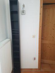 Ikea CD Ständer schwarz