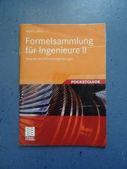 inkl Versand Formelsammlung für Ingenieure