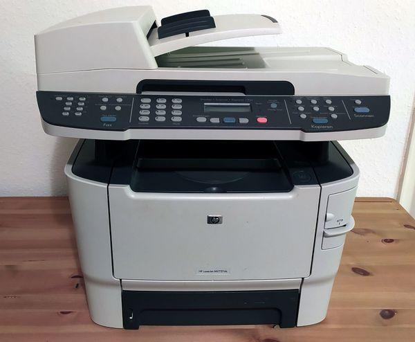 HP Laserjet M2727nfs Multifunktionsgerät Laser-Drucker Scanner Fax