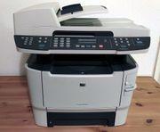 HP Laserjet M2727nfs Multifunktionsgerät Laser-Drucker