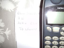 Nokia Handy - Nokia 5110 alt