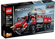 Lego Technik Flughafenfeuerwehr 10 - 16