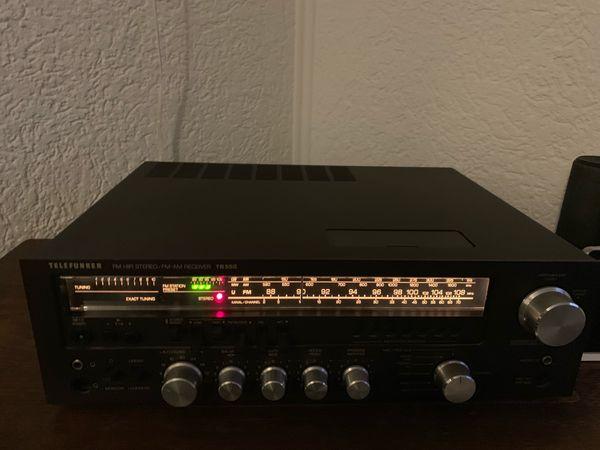 Telefunken Verstärker Quadro TR 550