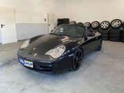 Porsche - 911 Carrera Cabrio Frisch
