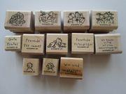 Stempelset Alles Liebe von Stampin