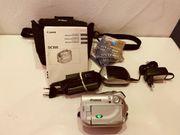 Videokamera Canon DC 100 RW-DVD