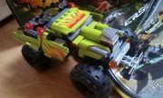 LEGO Racers Crash mit Rückzugsmotor
