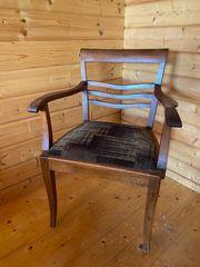 Stuhl aus DDR Zeiten