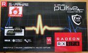 Graphikkarte Sapphire Radeon RX570 mit