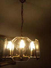 Wohnzimmer - Lampe