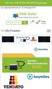 Photovoltaik Solar Module und vieles