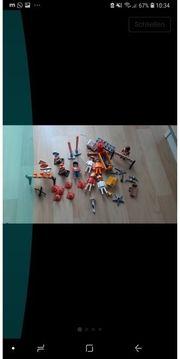 Playmobil konvoltur Baustelle