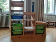 Kinderregal Holz von IKEA