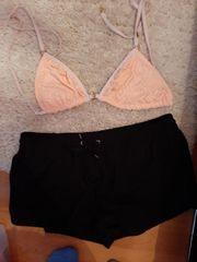 biete getragene Bikini an