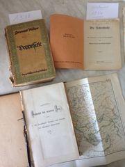 Alte Bücher auch 1 u