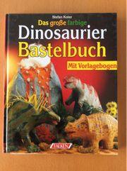 Dinosaurier Bastelbuch von Falken