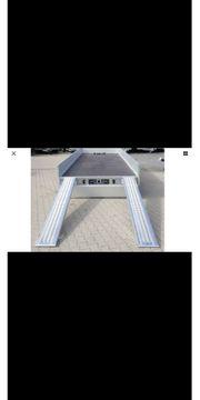 Autotransporter Anhänger Trailer 6 x