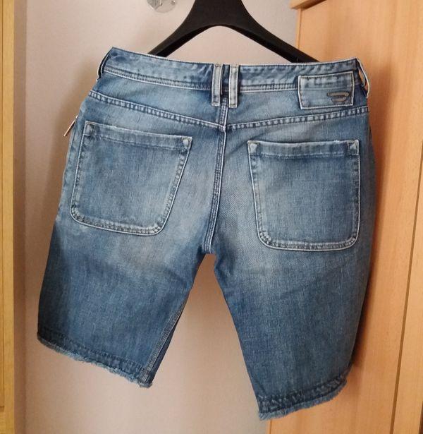 Jeansshort von Diesel