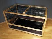 Kaninchen- Meerschweinchenheim SAN MARINO Kleintierkäfig