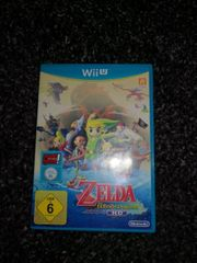 Zelda the Windwaker Wii U