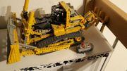 LEGO Technic Bulldozer Radlader im