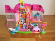 Polly Pocket Schnellimbiss Drive Through