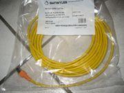 5m Datenkabel Daetwyler Netzwerk-Anschluss-Kabel Uninet