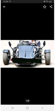 ZTR Roadster Trike 250 ccm