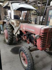 Mc Cormick Traktor D-432 Fritzmeier