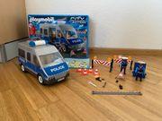 Playmobil Polizei Mannschaftswagen 9236