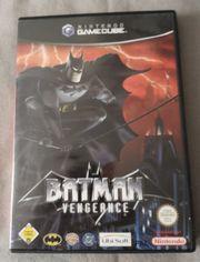 GameCube Spiel - Batman Vengeance