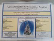 Lernkartensystem für Heilpraktiker-Anwärter