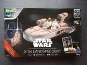 Limitierter Star Wars Landspeeder