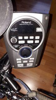 Roland TD15 Modul inkl Zubehör