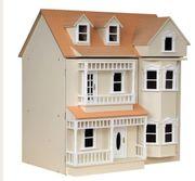 Großer Puppenhausbausatz